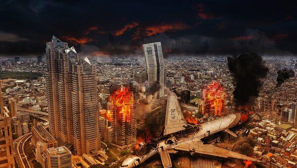 Апокалипса - илустрација - Sputnik Србија