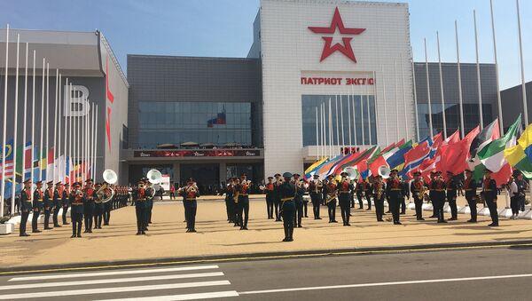 Treći Međunarodni vojno-tehnički forum Armija-2017 svečano je otvoren u vojnom parku Patriot, nadomak Moskve - Sputnik Srbija