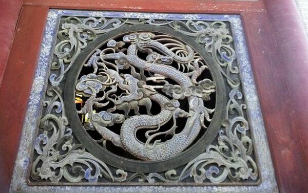 Hram Fu Sija, Tjanšui, provincija Gansu - Sputnik Srbija