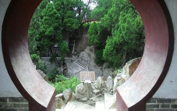 Daoistički Hram jaspisnog izvora, Tjanšui, provincija Gansu - Sputnik Srbija