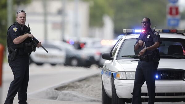 Američki policajci - Sputnik Srbija