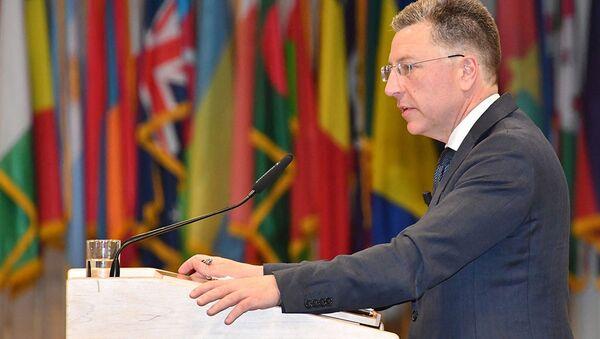Специјални представник САД за Украјину Курт Волкер - Sputnik Србија