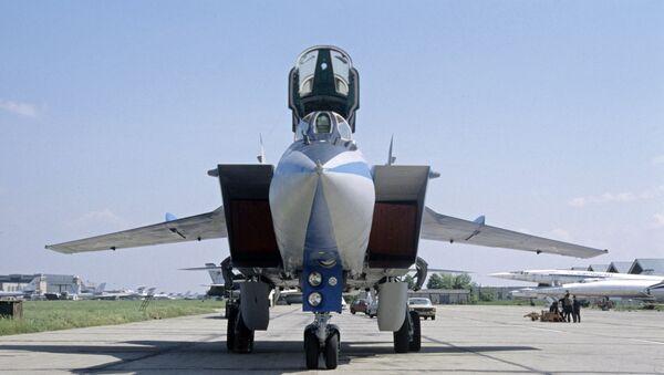MiG-31 - Sputnik Srbija
