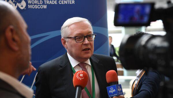 Заменик министра спољних послова Русије Сергеј Рајбков - Sputnik Србија