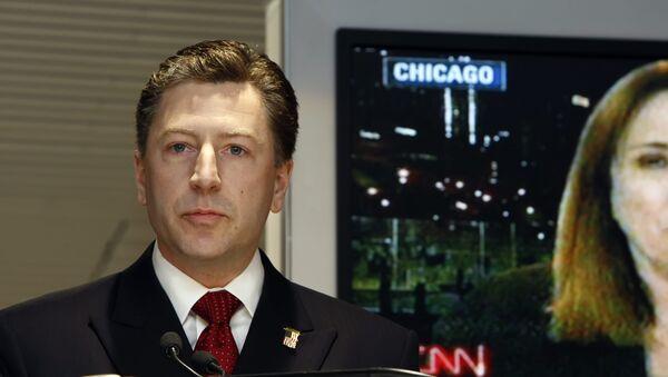 Специјални представник америчког Стејт департмента за Украјину Курт Волкер - Sputnik Србија