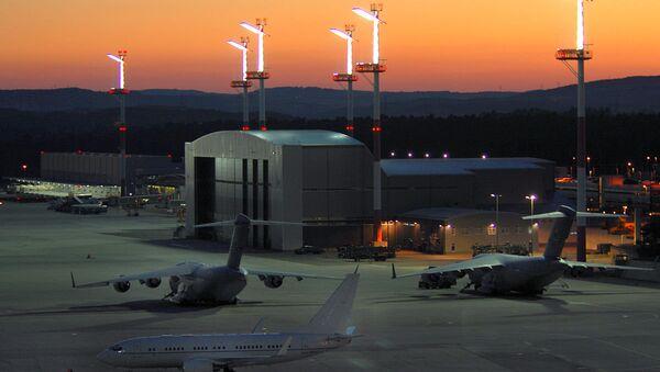 Америчка авио-база Рамштајн у Немачкој - Sputnik Србија