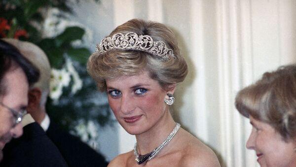 Принцеза Дајана на пријему у Бону - Sputnik Србија