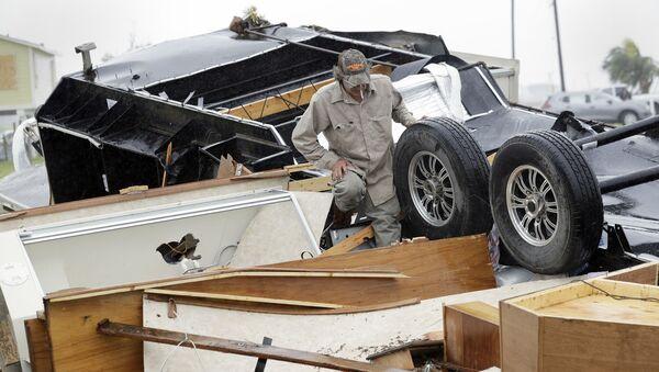 Posledice uragana Harvi u Teksasu - Sputnik Srbija