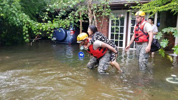 Поплаве у Тексасу након урагана Харви - Sputnik Србија