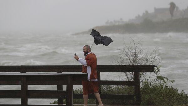 Последице урагана Харви у Тексасу - Sputnik Србија
