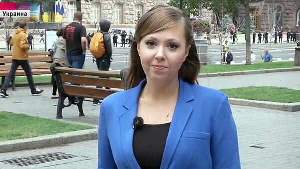Ruska novinarka Ana Kurbatova - Sputnik Srbija