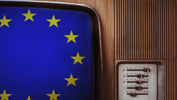 Пропаганда ЕУ - илустрација - Sputnik Србија