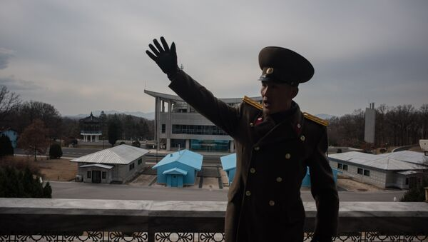 Војник Северне Кореје - Sputnik Србија