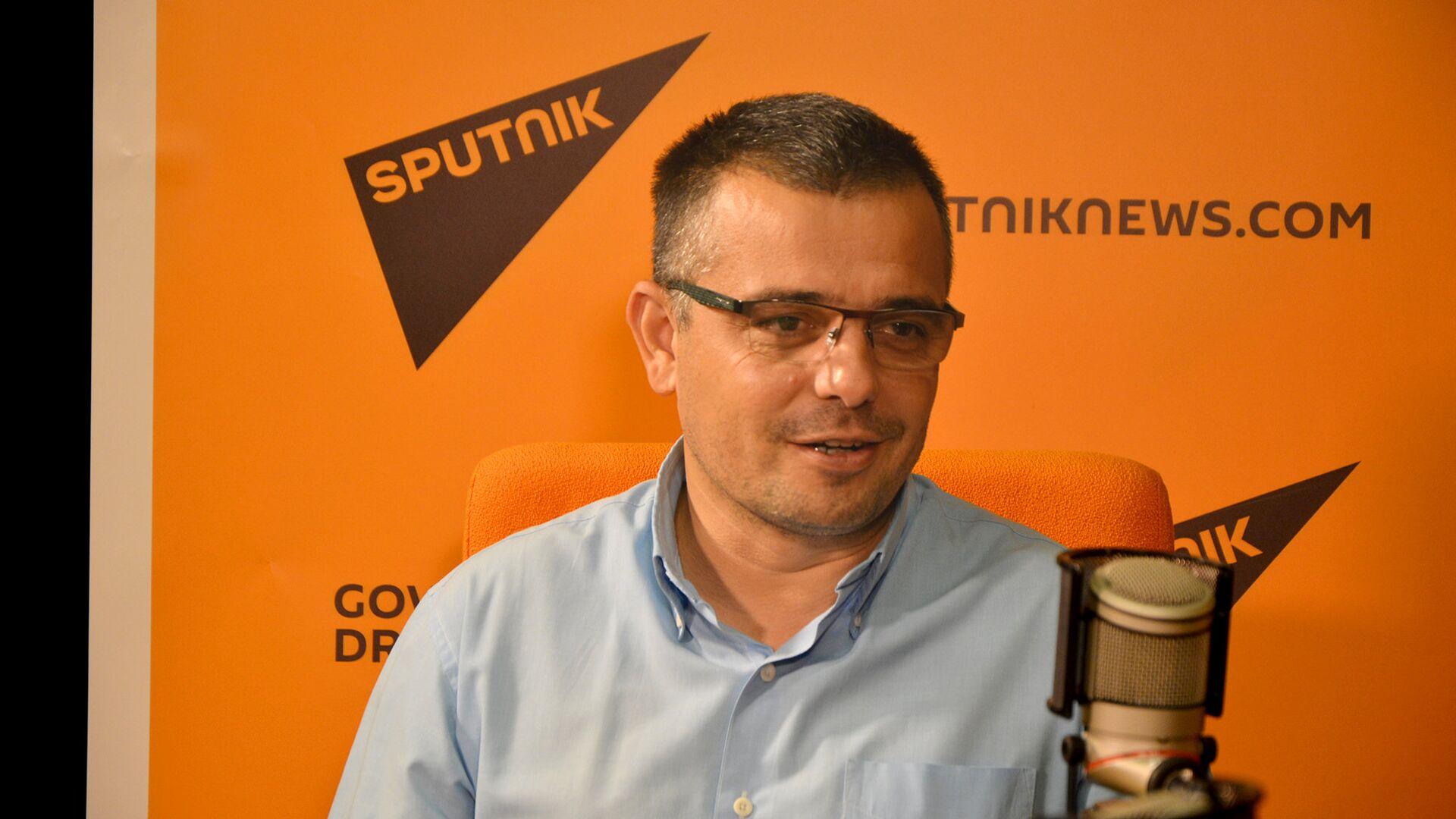 Ministar poljoprivrede Branislav Nedimović - Sputnik Srbija, 1920, 27.07.2021