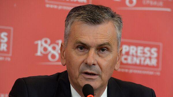 Milan Stamatović - Sputnik Srbija