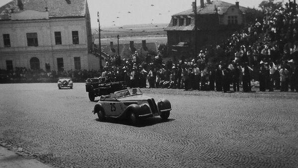 Ауто-трка за Велику награду Београда 1939. - Sputnik Србија