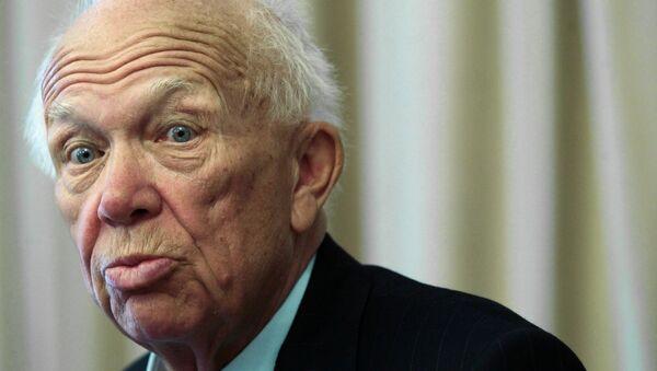 Sergej Hruščov, sin nekadašnjeg generalnog sekretara SSSR Nikite Hruščova - Sputnik Srbija