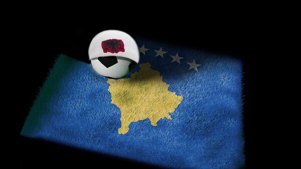 Косово фудбал - Sputnik Србија