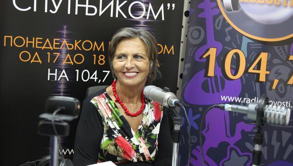 Ljubinka Milinčić - Sputnik Srbija