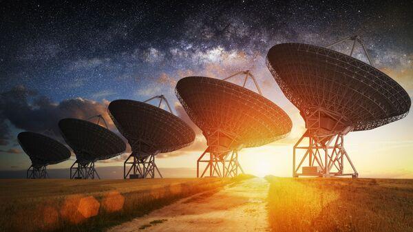 Тањири радио-сателита - Sputnik Србија