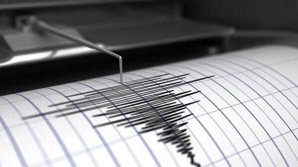 Zemljotres ilustracija - Sputnik Srbija