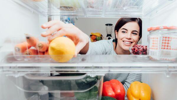 Храна у фрижидеру - Sputnik Србија