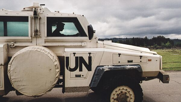 Mirovne snage UN - Sputnik Srbija