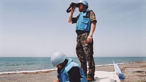 Mirovne snage UN (arhivska fotografija) - Sputnik Srbija