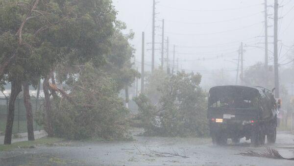 Posledice uragana Irma u Portoriku - Sputnik Srbija