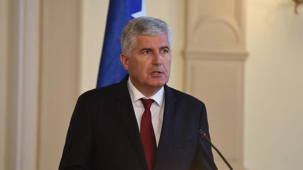 Члан Председништва БИХ Драган Човић - Sputnik Србија