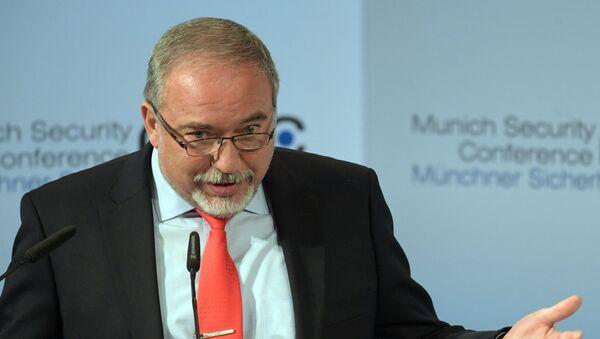 Авигдор Либерман - министар одбране Израела - Sputnik Србија