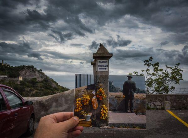 """Прозор ка прошлости: Чувене фотографије """"оживљене"""" деценијама касније - Sputnik Србија"""