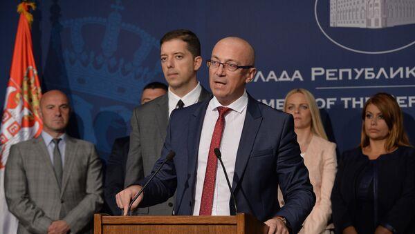 Goran Rakić - Sputnik Srbija