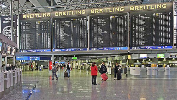 Aerodrom u Frankfurtu - Sputnik Srbija
