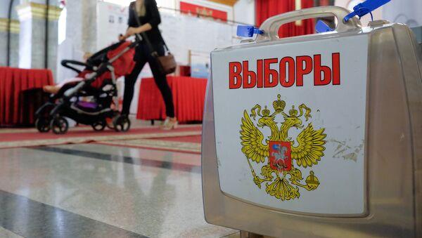 Glasačka kutija - Sputnik Srbija