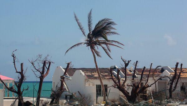 Ostrvo Sveti Martin je jedno od najteže pogođenih na Karibima - Sputnik Srbija