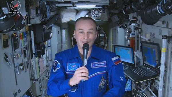 Astronaut Roskosmosa Sergej Rjazanski - Sputnik Srbija