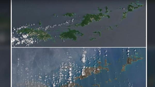 Кариби променили боју - Sputnik Србија