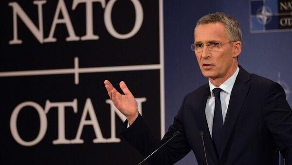 Генеральный секретарь НАТО Йенс Столтенберг - Sputnik Србија