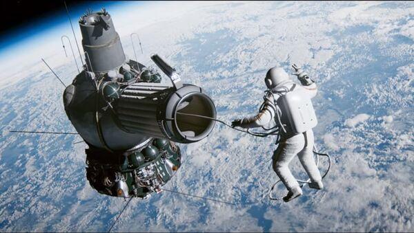 Insert iz ruskog filma Vreme prvih - Sputnik Srbija
