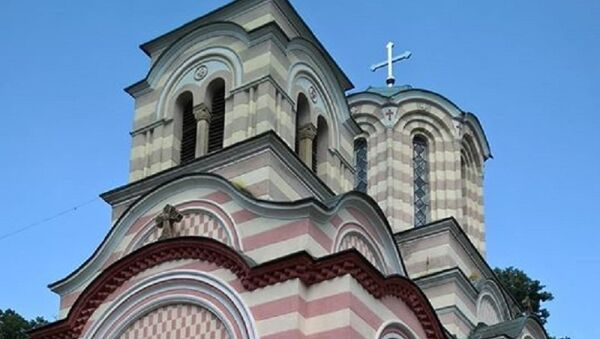 Манастир Тумане код Голупца - Sputnik Србија