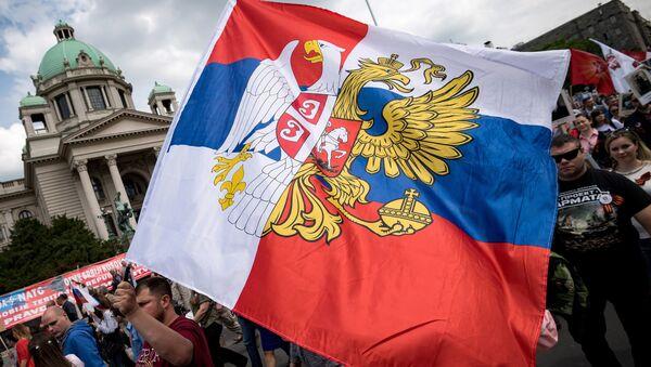Србија и Русија - Sputnik Србија
