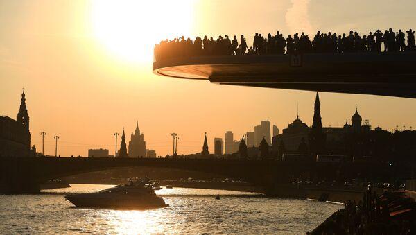 Традиција, урбанизам и природа обједињени усред Москве - Sputnik Србија