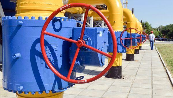 Kompresorska stanica kompanije Naftogaz Ukrajine u Harkovu - Sputnik Srbija