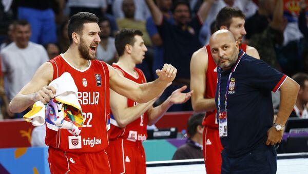 Кошаркашка репрезентација Србије - Sputnik Србија