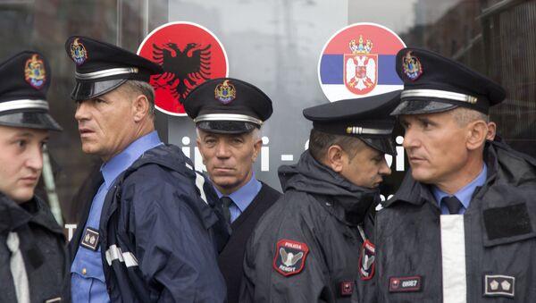 Albanska policija - Sputnik Srbija