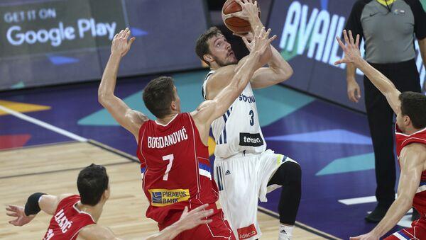 Finale - Evrobasket - Sputnik Srbija
