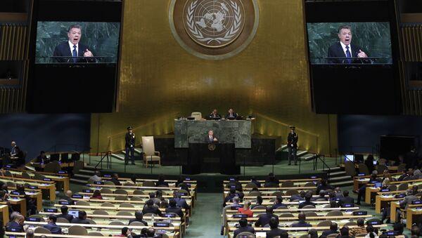 Заседање Генералне скупштине Уједињених нација - Sputnik Србија