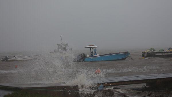 Ураган Марија на острву Гвадалупе - Sputnik Србија
