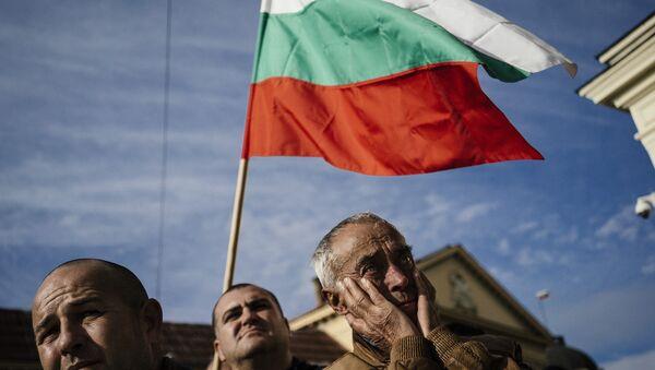 Бугарска застава, илустрација - Sputnik Србија